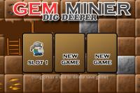 Gem Miner Saved Games