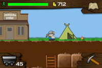 Gem Miner Tent