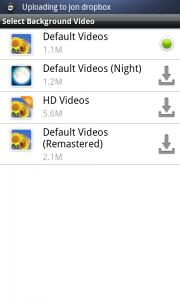 Go Weather Backround Videos