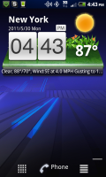 Go Weather Widget