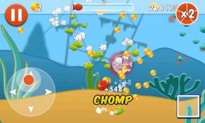 Grow - Chomp your way up the food chain!