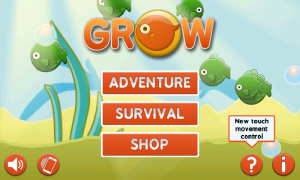 Grow - Choose mode