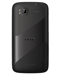 HTC Sensation 4G Back View