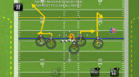 Madden NFL 11 Aerial View of Routes