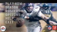 Madden NFL 11 Main Menu