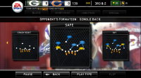 Madden NFL 11 Picking Defense Plays