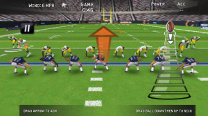 Madden NFL 11 Punting