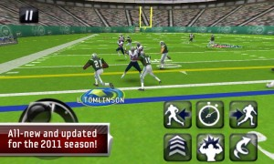 Madden NFL 11 in Game Play 2