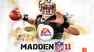 Madden NFL 11 Splash Screen