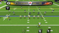 Madden NFL 11 in Game Play 6