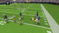 Madden NFL 11 in Game Play 7