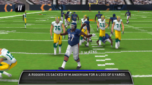 Madden NFL 11 in Game Play 8