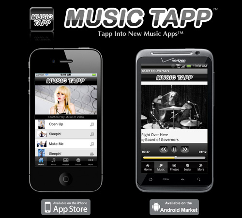 MusicTapp Promises A Better Way For Artists to Reach Music-Lovers