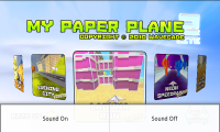 My Paper Plane 2 Options