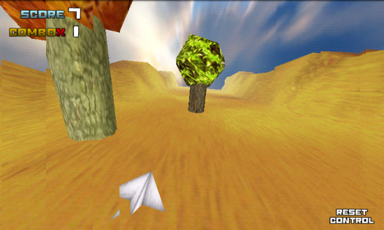 My Paper Plane 2 (3D) Virtual Piloting Game for Android