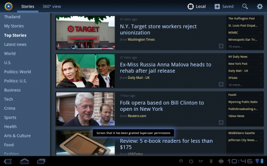 News360 – A Visually Stunning News Aggregator with Unique Methods to Discover News