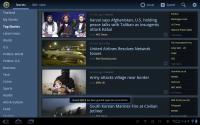 News360 Main Screen