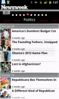 Newsweek Politics