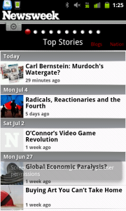 Newsweek Top Stories