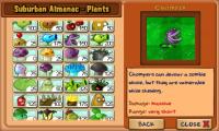 Plants vs. Zombies Almanac for Plants