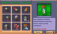 Plants vs. Zombies Almanac for Zombies