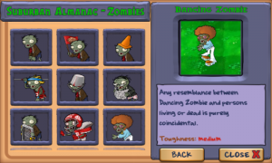 Plants vs. Zombies Almanac for Zombies