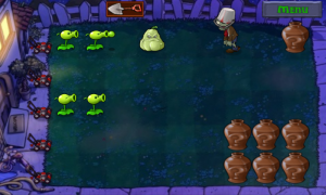 Plants vs. Zombies Level 4-5