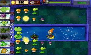 Plants vs. Zombies Level 4-6-2