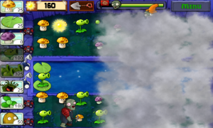 Plants vs. Zombies Level 4-6