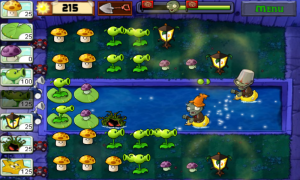 Plants vs. Zombies Level 4-7