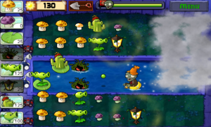 Plants vs. Zombies Level 4-8