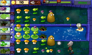 Plants vs. Zombies Level 4-9