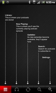 Pocket Casts Intro