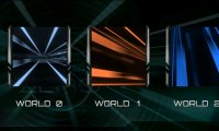 Return Zero - Worlds Menu