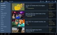 Samsung Galaxy Tab 10.1 News360