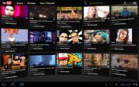 Samsung Galaxy Tab 10.1 YouTube