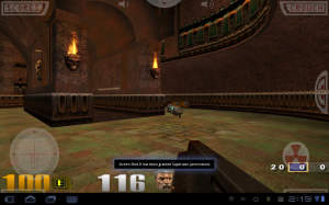 Screenshot It Screenshot of Quake 3 Arena 1