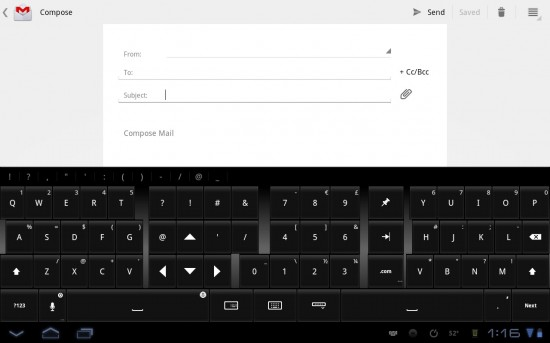 "Thumb Keyboard (Phone/Tablet). ""Must Have"" Virtual Keyboard for Tablets and Phones!"