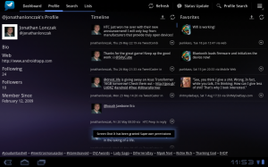 Tweetcomb Profile