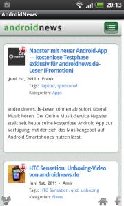 World News - German Android news