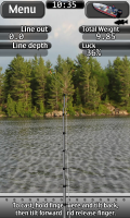 iFishing - Real lake backgrounds