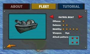 iSink U - Fleet, Patrol Boat.