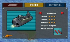 iSink U - Fleet, Submarine.