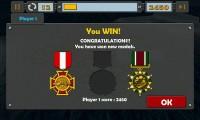 iSink U - Medals!
