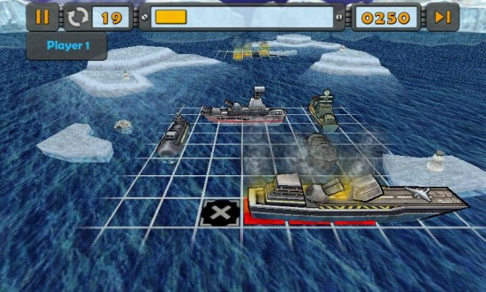 iSink U – Nostalgic Battleship Game Gone 3D!