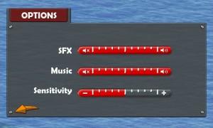 iSink U - Options.