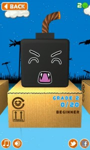 A Monster Ate My Homework - Onto grade 2 where there are bomb Monsters.