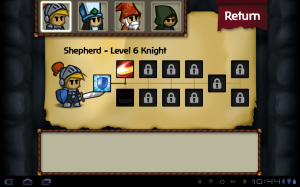 Battleheart Knight Abilities