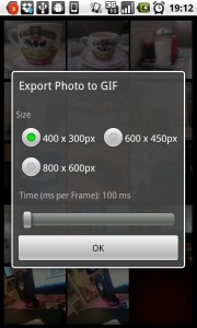 Camera3D - Export to gif.