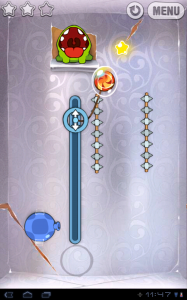 Cut the Rope Foil Box 2